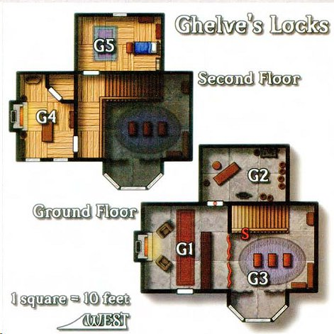 shackled city - act1 - 005- ghelve's locks